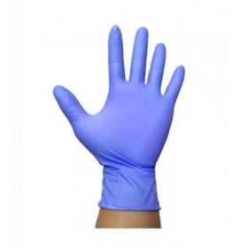 Boite 100 gants en Nitrile - taille S, M et L