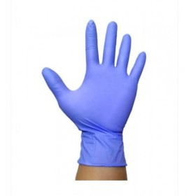 Boite 100 gants en Nitrile...