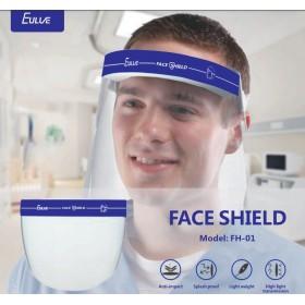 Visière de protection à usage unique - vendu par carton...